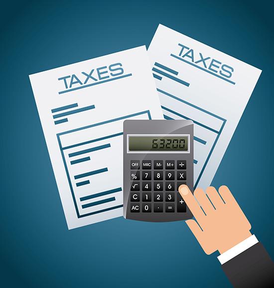 Taxes - PATC