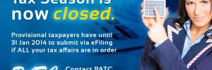 Provisional Taxpayers Deadline