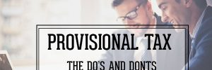 Provisional Tax 2015