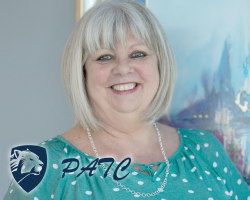 photograph of Mandy Eysele from PATC