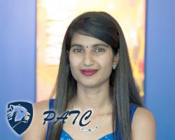 photograph of Darusha Chetty from PATC